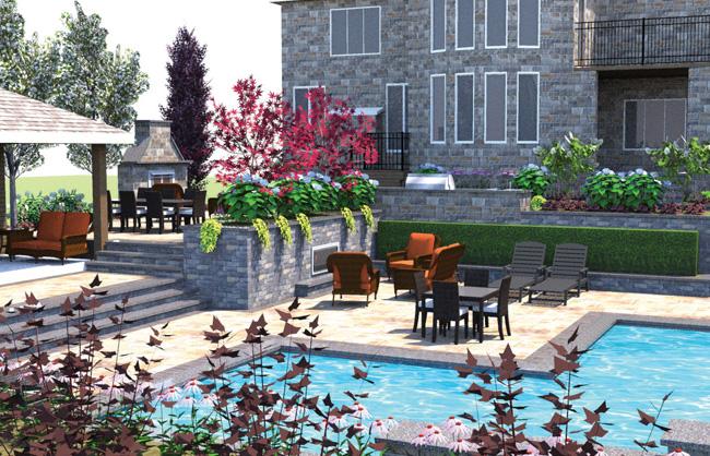 Aquaspa Pools Amp Landscape Design Home